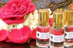 Aceite de rosas beneficios