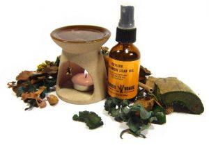 Aceite de canela aromaterapia