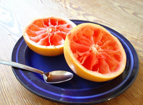 receta de aceite de pomelo para bajar de peso