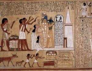 Historia de la Aromaterapia: Egipcios