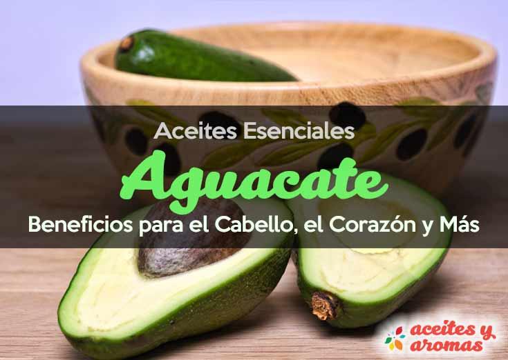 Aceite Esencial de Aguacate: Propiedades y Beneficios