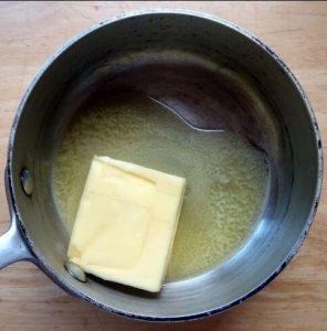 Manteca para cocinar saludable