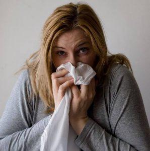 Aceites Esenciales para la Gripe
