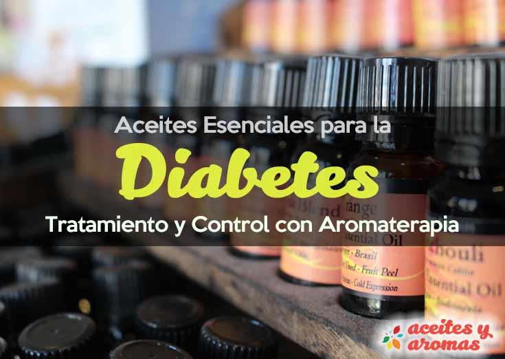 Aceites Esenciales para la Diabetes